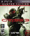 Crysis 3 (Hunter Edition) PlayStation 3 Front Cover