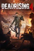Dead Rising 4 Xbox One Front Cover second version