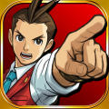 Apollo Justice: Ace Attorney iPad Front Cover