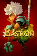 Bastion Xbox One Front Cover second version