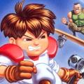 Gunstar Heroes PlayStation 3 Front Cover