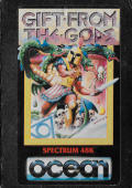 Gift from the Gods ZX Spectrum Front Cover