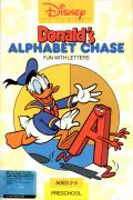 Donald's Alphabet Chase DOS Front Cover