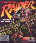Corporate Raider:  The Pirate of Wall St. DOS Front Cover