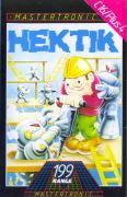 Hektik Commodore 16, Plus/4 Front Cover
