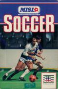 Major Indoor Soccer League Commodore 64 Front Cover