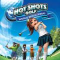 Hot Shots Golf: World Invitational PlayStation 3 Front Cover
