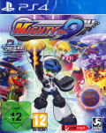 Mighty No. 9 PlayStation 4 Front Cover
