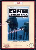 Star Wars: The Empire Strikes Back NES Front Cover