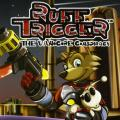 Ruff Trigger: The Vanocore Conspiracy PlayStation 3 Front Cover