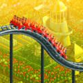 RollerCoaster Tycoon: Classic iPad Front Cover