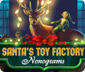 Santa's Toy Factory: Nonograms Macintosh Front Cover