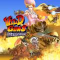 Wild Guns: Reloaded PlayStation 4 Front Cover