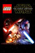 LEGO Star Wars: The Force Awakens Xbox One Front Cover 2nd version