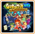Gurumin 3D: A Monstrous Adventure Nintendo 3DS Front Cover