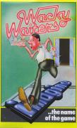 Wacky Waiters VIC-20 Front Cover
