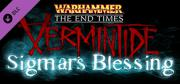 Warhammer: End Times - Vermintide - Sigmar's Blessing Windows Front Cover