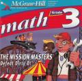 Math Grade 3: The Mission Masters - Defeat Dirty D! Macintosh Front Cover