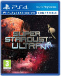 Super Stardust Ultra VR PlayStation 4 Front Cover