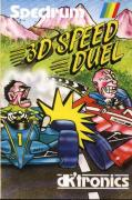 Speed Duel ZX Spectrum Front Cover