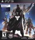 Destiny PlayStation 3 Front Cover