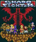 Shado Fighter J2ME Front Cover