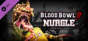 Blood Bowl II: Nurgle Macintosh Front Cover
