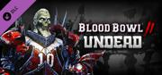 Blood Bowl II: Undead Macintosh Front Cover