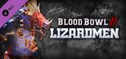 Blood Bowl II: Lizardmen Macintosh Front Cover