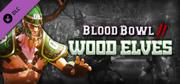 Blood Bowl II: Wood Elves Macintosh Front Cover
