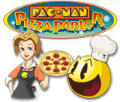 Pac-Man Pizza Parlor Windows Front Cover