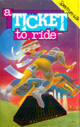 A Ticket to Ride ZX Spectrum Front Cover