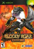 Bloody Roar Extreme Xbox Front Cover