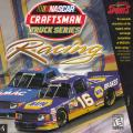 NASCAR Craftsman Truck Series Racing Windows Front Cover