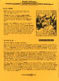 Celtic Carnage ZX Spectrum Extras Story Sheet