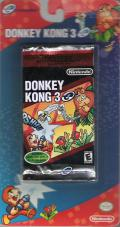 Donkey Kong 3 Game Boy Advance Front Cover