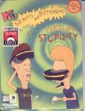 MTV's Beavis and Butt-Head in Virtual Stupidity Windows Front Cover
