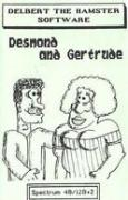 Desmond and Gertrude ZX Spectrum Front Cover