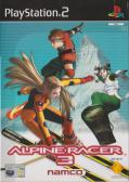 Alpine Racer 3 PlayStation 2 Front Cover