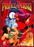 Prince of Persia Commodore 64 Front Cover
