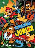 Donkey Kong Junior Commodore 64 Front Cover