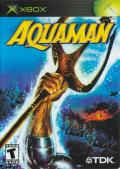 Aquaman: Battle for Atlantis Xbox Front Cover