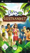 The Sims 2: Castaway PSP Front Cover