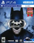 Batman: Arkham VR PlayStation 4 Front Cover