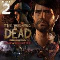 The Walking Dead: A New Frontier - Episode 2 PlayStation 4 Front Cover