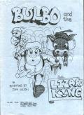 Bulbo and the Lizard King ZX Spectrum Extras Poster