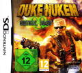 Duke Nukem: Critical Mass Nintendo DS Front Cover