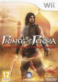 Prince of Persia: The Forgotten Sands Wii Front Cover