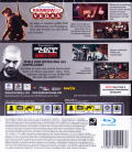 Tom Clancy's Rainbow Six: Vegas / Tom Clancy's Splinter Cell: Double Agent PlayStation 3 Back Cover