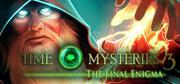 Time Mysteries 3: The Final Enigma (Collector's Edition) Linux Front Cover English version